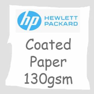 HP Heavyweight Coated 130 gsm